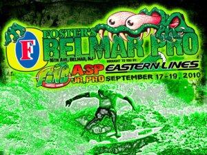 Belmar Pro Surfing Competition