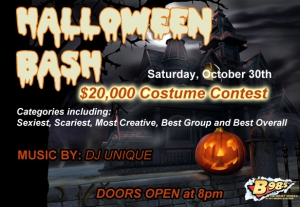 Jersey Shore Events: Jenks Halloween Bash