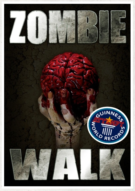 Jersey Shore Events: NJ Zombie Walk in Asbury Park