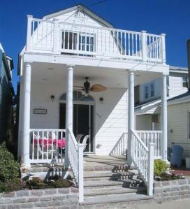 Jersey Shore Vacation Rentals: Bradley Beach Sea Escape