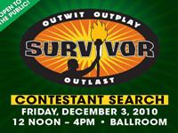 Jersey Shore Vacations: Atlantic City Survivor Auditions