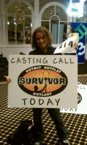 Jersey Shore Vacations: Survivor Audition Atlantic City