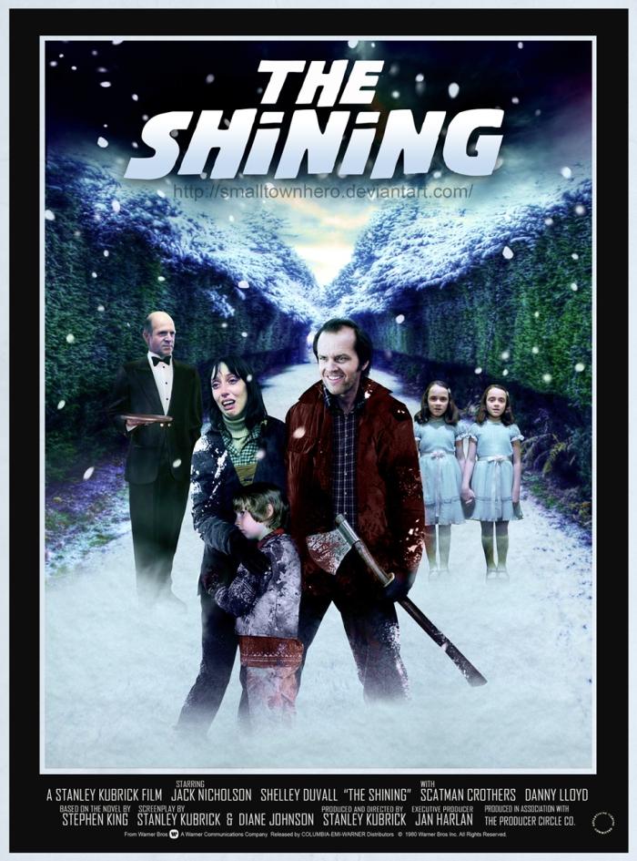 Calvin Schwartz: The Shining