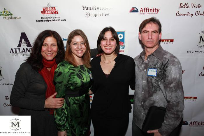 New Year's Resolution Business Networking and Red Carpet Event