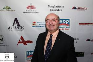 Red Bank Red Carpet Networking Party: Mayor Pat Menna