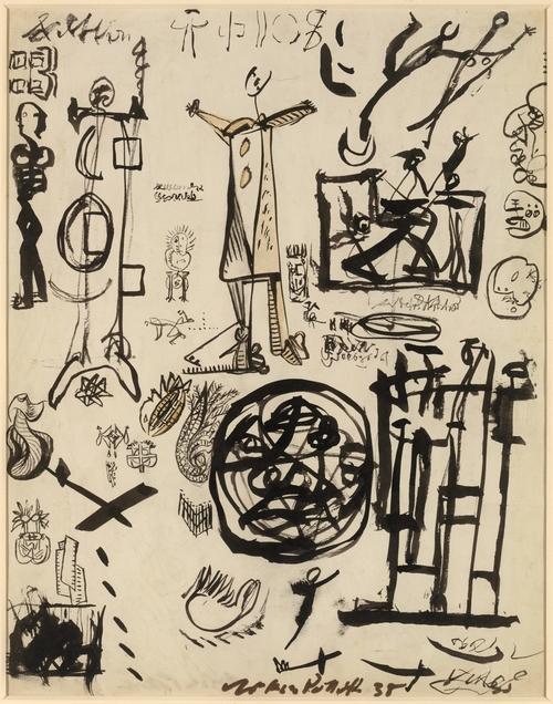 Jersey Shore Vacations: Cal Schwartz - Jackson Pollock