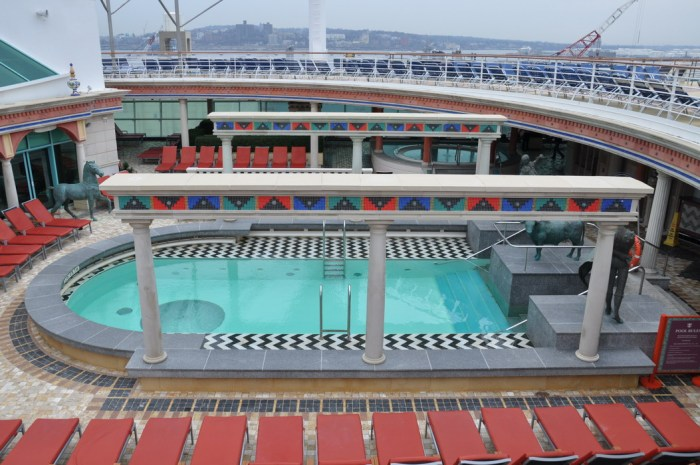 Jersey Shore Vacations: Explorer of the Seas Pools