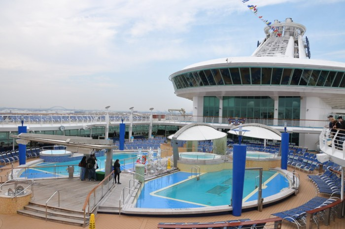 Jersey Shore Vacations: Royal Caribbean Explorer of the Seas