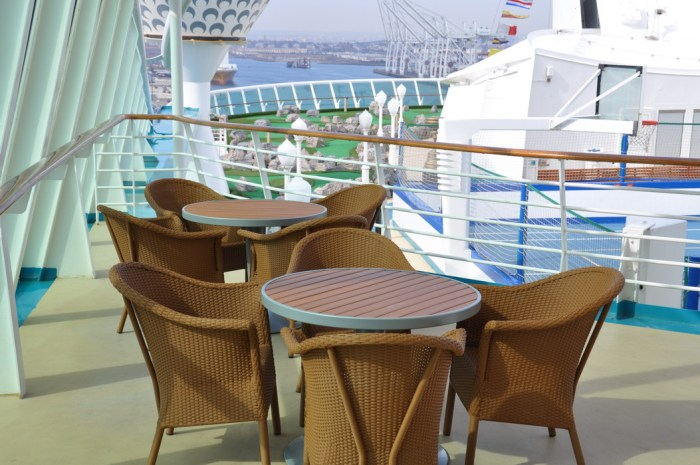 Jersey Shore Vacations: Explorer of the Seas Entertainment