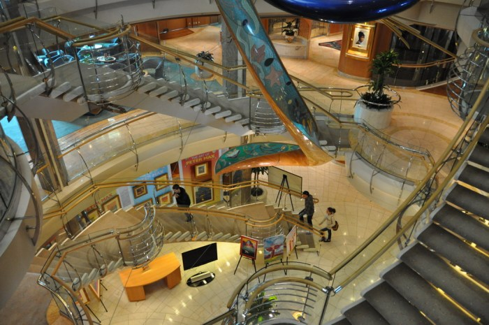 Jersey Shore Vacations: Explorer of the Seas Decks