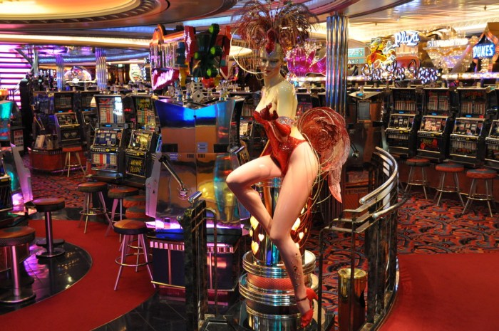 Jersey Shore Vacations: Explorer of the Seas Casino