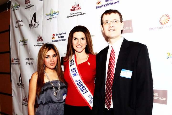 Joy of Connecting Red Carpet Event: Mrs New Jersey Claire Pavlinec