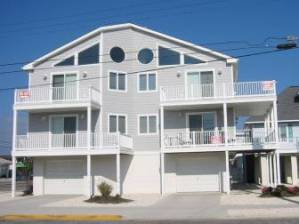 Jersey Shore North Wildwood Condo Rental