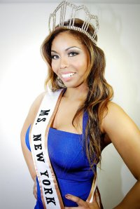 Helen Troncoso Ms Belleza Latina New York 2011