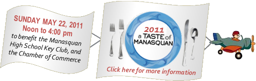 Jersey Shore Events: Taste of Manasquan