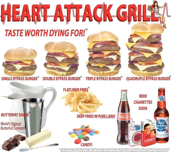 Cal Schwartz: Heart Attack Grill