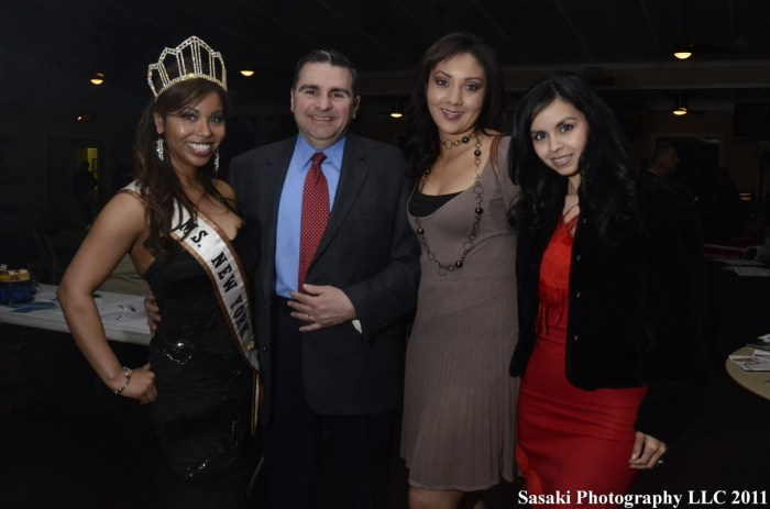 Spring Networking at Bella Vista - Ms New York Belleza Latina