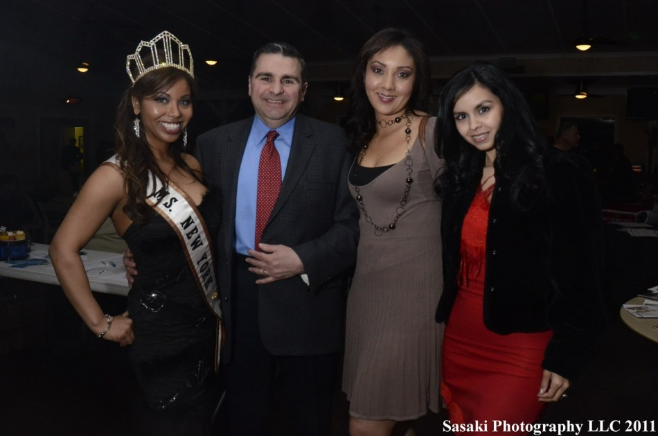 Spring Networking at Bella Vista - Ms New York Belleza Latina