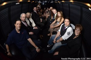 Spring Networking for Big Brothers Big Sisters - Cat Limousine