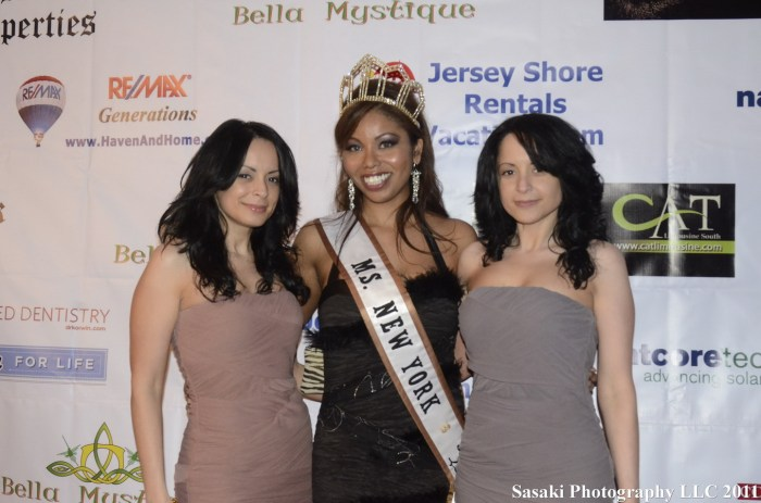 Ms New York Belleza Latina 2011 at Business Networking and Red Carpet Event