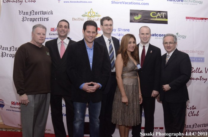 Bella Vista Red Carpet Networking - Mayors Hornik and Lucas