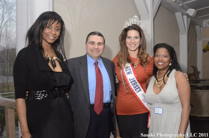 Donnella Tilery at Spring Networking Red Carpet Gala