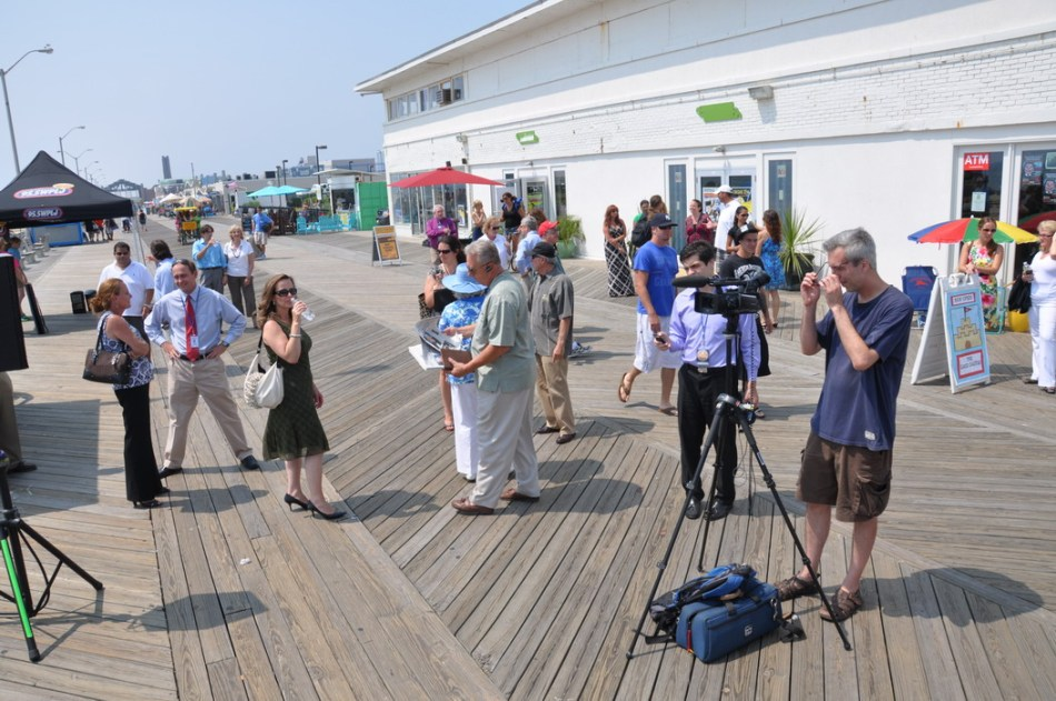 Jersey Shore's Largest Icon Media Conference in Asbury Park