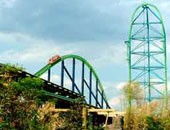 Jersey Shore Vacations: Six Flags Great Adventure Must Ride Roller Coasters