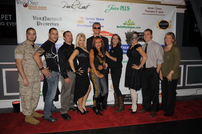 Red Carpet Business Networking at Park East, Oct 26 2011
