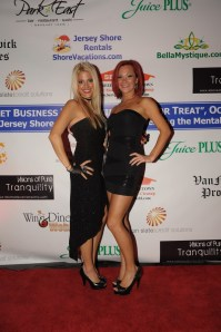 Red Carpet Business Networking at Park East, Rat Rock Girl Melissa