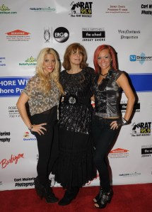 Jersey Shore Fashion Show: Rockin Robyn Lane, Rat Rock Girls