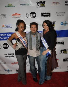 Jersey Shore Fashion Show: Darius Gibbs, Ceylonne Boothe, Shanna Edwards