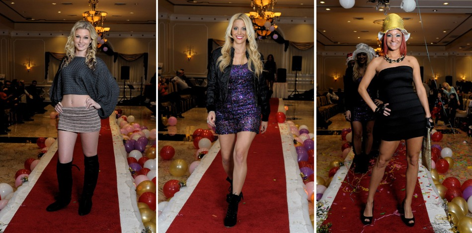 Jersey Shore Fashion Show at Jacques models