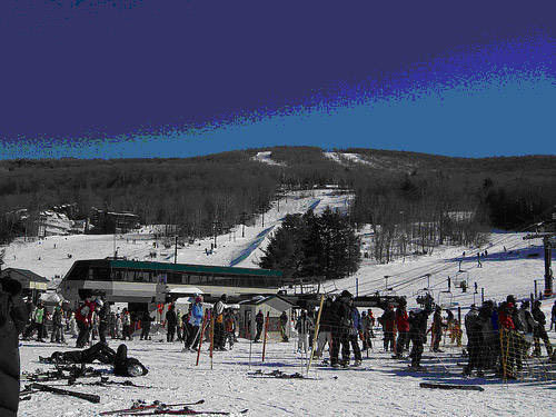 Jersey Shore Vacations: Ski Windham