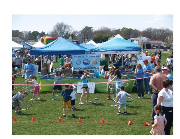 Jersey Shore Events: Point Pleasant 2012 Earth Day Celebration