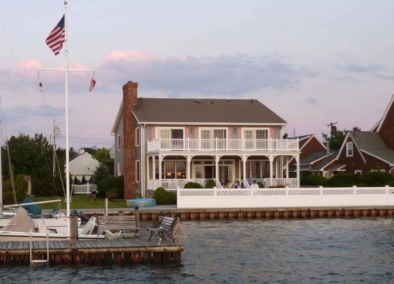 Jersey Shore Vacation Rentals: Mantoloking Bayfront