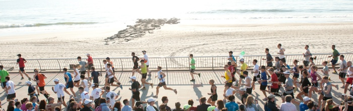 Jersey Shore Events: NJ Marathon and Half Marathon