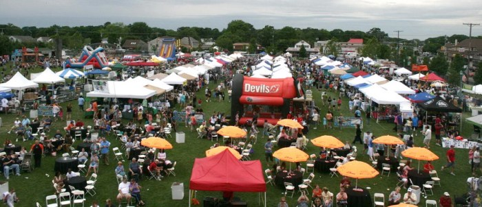 Jersey Shore Events: Point Pleasant Summerfest