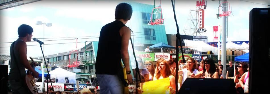 Jersey Shore Events: Seaside Music Fest