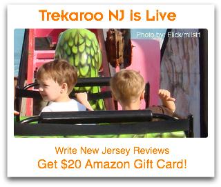 Jersey Shore Vacations: NJ Rewards from Trekaroo