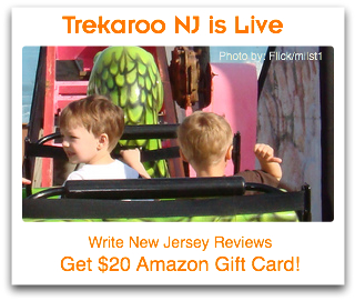 Jersey Shore Vacations: NJ Rewards from Trekaroo