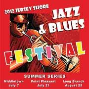 Jersey Shore Events: Point Pleasant Jazz & Blues Festival