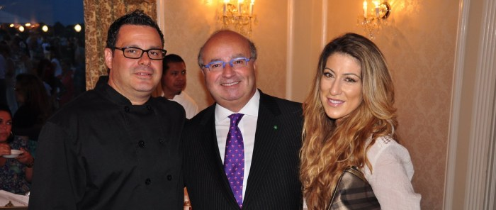 Red Bank Events: Mayor Pasquale Menna