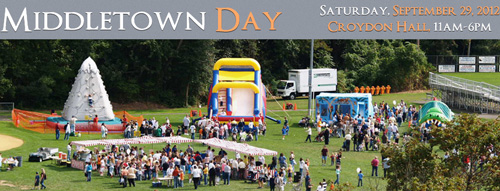 Jersey Shore Events - Middletown Day 2012