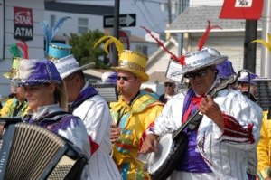 Jersey Shore Events: North Wildwood Mummers String Band