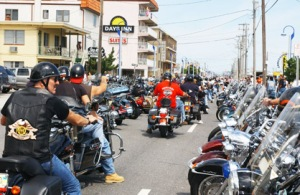 Jersey Shore Events: Roar to the Shore Motorcycle Rally Wildwood