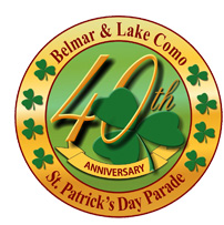 Jersey Shore Events: Belmar St. Patricks Day Parade