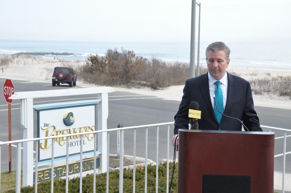 Jersey Shore Events David Rible Breakers