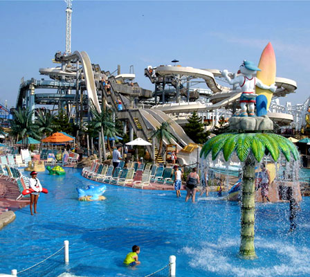 Jersey Shore Vacations: Morey's Piers Wildwood