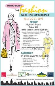 Jersey Shore Events: Spring Lake Fashion Weekend
